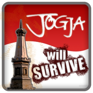 Jogja Will Survive